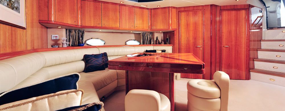 Marine Furniture Panels