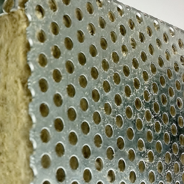 Perforated Steel Panel