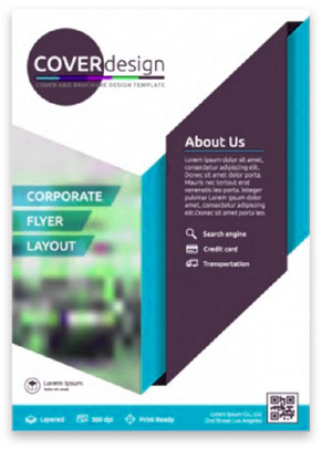 Cover Design Brochure