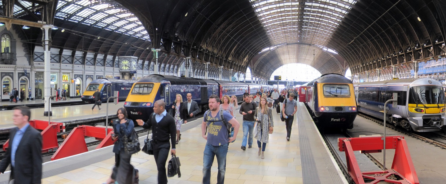 London Paddington Station