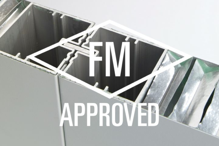 FM Approved Aluminium Honeycomb Panel