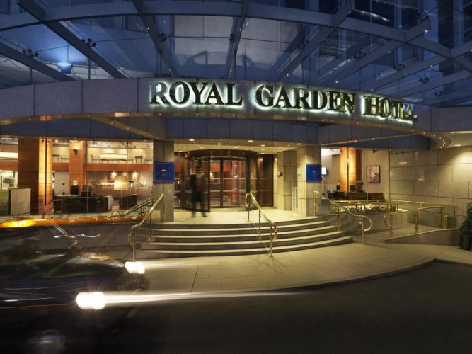Royal Garden Hotel, Kensington