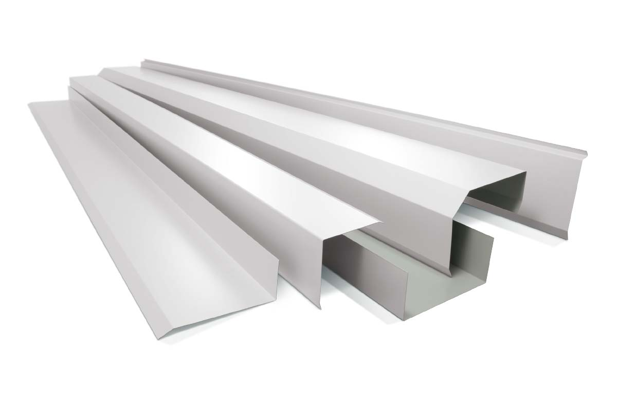 Cappings Flashings And Angles Gilcrest Manufacturing