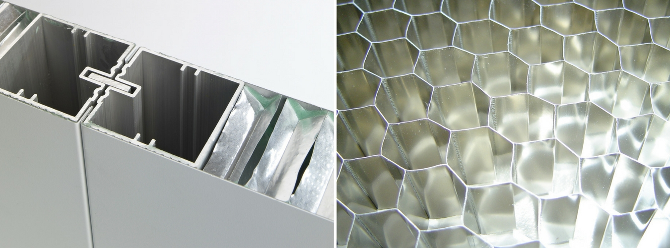 Aluminium Honeycomb Panels