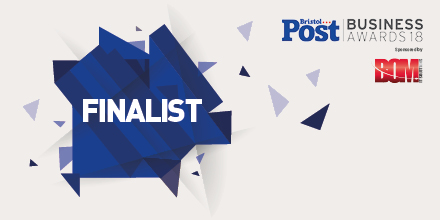 Bristol Business Awards Finalist